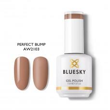 BLUESKY UV GEL POLISH 2021 WEAR CONFIDENCE IN FALL -  PERFECT BUMP AW2103  15ML