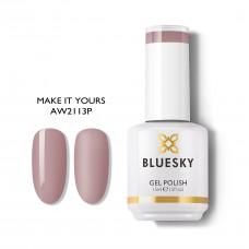 BLUESKY UV GEL POLISH 2021 WEAR CONFIDENCE IN FALL -  MAKE IT YOURS AW2113 15ML