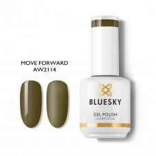 BLUESKY UV GEL POLISH 2021 WEAR CONFIDENCE IN FALL -   MOVE FORWARD AW2114 15ML